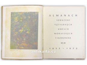 Almanach SVUM