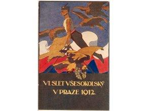 VI. slet všesokolský v Praze 1912