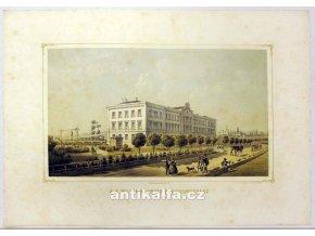K. K. Militär-Unter-Erziehungshaus zu Prerau