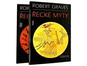 Řecké mýty I a II