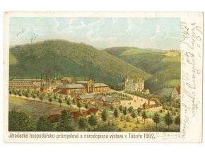 Jihočeská hospodářsko-průmyslová a národopisná výstava v Táboře 1902
