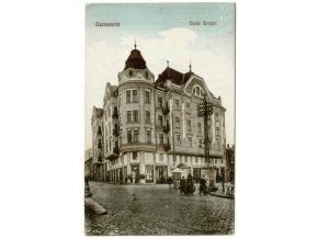 Czernowitz - Hotel Bistrol