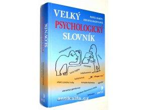 Velký psychologický slovník