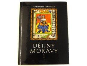 Dějiny Moravy I.