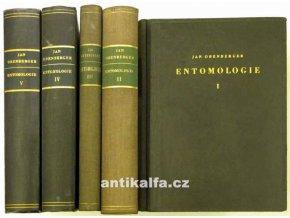 Entomologie I.-V.