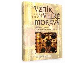 Vznik Velké Moravy