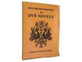 Dvě novely