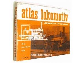 Lokomotivy let 1860-1900