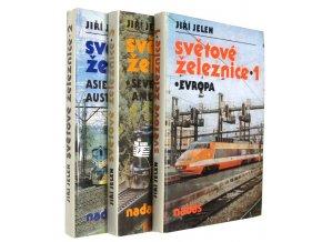Světové železnice I. - III.