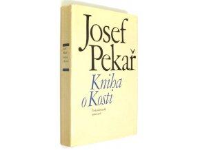 Kniha o Kosti : kus české historie