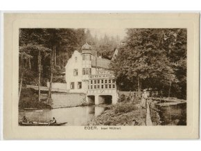 Insel Mühler - Waldrestaurant