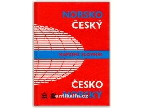 Norsko-český a česko-norský kapesní slovník