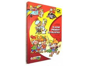 Slavné příběhy Čtyřlístku