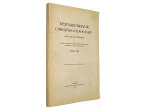 Nejstarší breviář chrvatsko-hlaholský