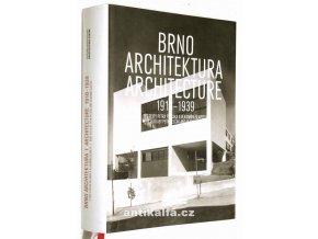 Brno : architektura 1918-1939