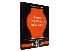 Kniha o technikách keramiky