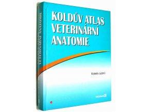 Koldův atlas veterinární anatomie