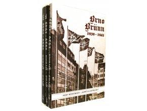 Brno - Brünn 1939-1945