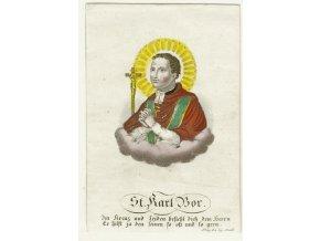 Svatý Karel Boromejský