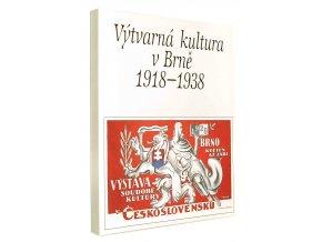 Výtvarná kultura v Brně 1918-1938