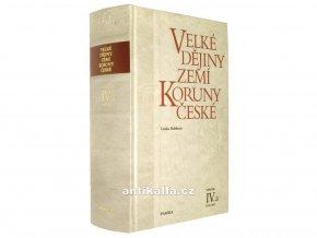 Velké dějiny zemí Koruny české IVa.