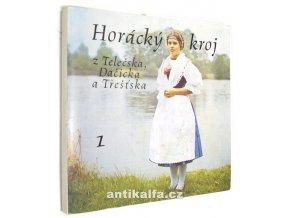 Horácký kroj z Telečska, Dačicka a Třešťska