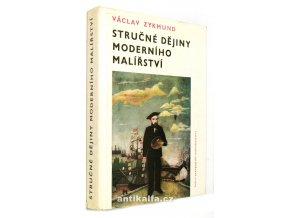Stručné dějiny moderního malířství