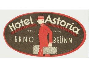 Hotel Astoria Brno