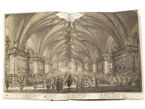 Drey Beschreibungen des Königlichen Einzugs Maria Theresia