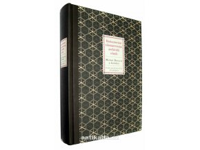 Restaurování a konzervování archiválií a knih
