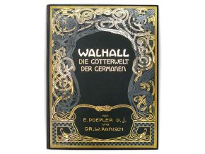 Walhall : die Götterwelt der Germanen