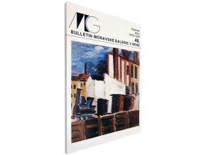 49. Bulletin Moravské galerie v Brně