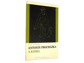 Antonín Procházka a kniha