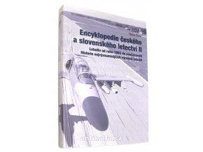 Encyklopedie českého a slovenského letectví II.