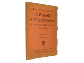 Původ a počátky Slovanů západních