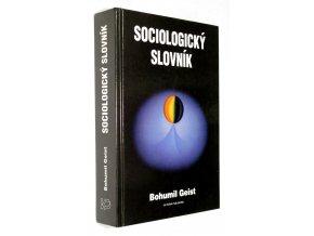 Sociologický slovník