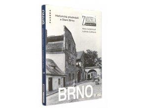 Historická předměstí a Staré Brno