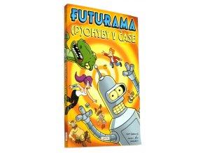 Futurama : (p)ohyby v čase
