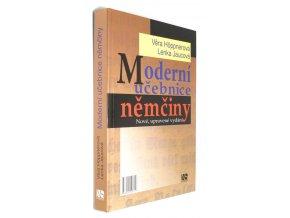 Moderní učebnice němčiny