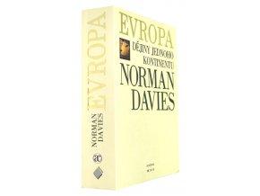 Evropa : dějiny jednoho kontinentu