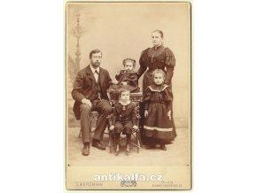 Rodina s dětmi