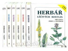 Herbář léčivých rostlin I.-VII.