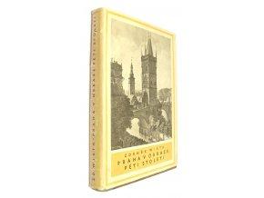 Praha v obraze pěti století