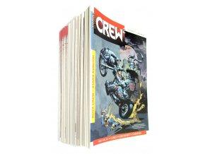 Comics na kvadrát CREW 1. - 27.