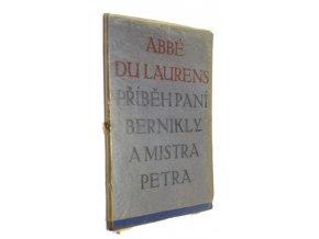 Příběh paní Bernikly a mistra Petra