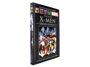 Uncanny X-Men: Druhá generace