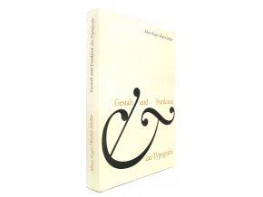 Gestalt und Funktion der Typografie
