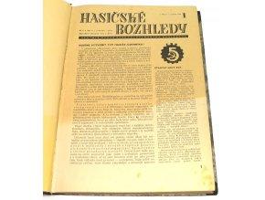 Hasičské rozhledy 1950