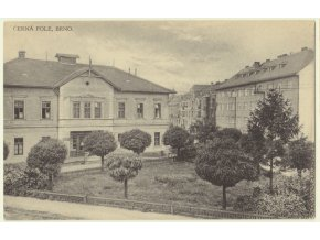 Brno - Černá pole