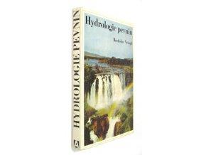 Hydrologie pevnin